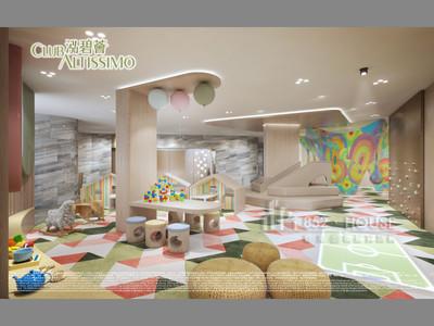 泓碧 Children Play Room