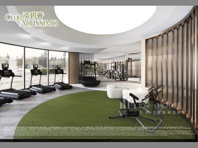 泓碧 Gym-room