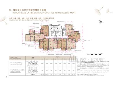 家壹 10-28樓及31樓