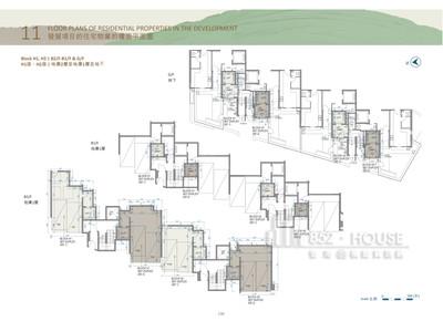 朗濤 第H1及h2座地庫2層至地庫1層及地下