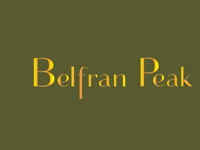 Belfran Peak